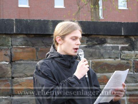 Trauermarsch Remagen 20.11.2010 - Bild 01