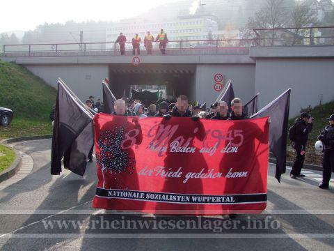 Trauermarsch Remagen 20.11.2010 - Bild 03