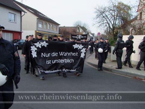 Trauermarsch Remagen 20.11.2010 - Bild 04