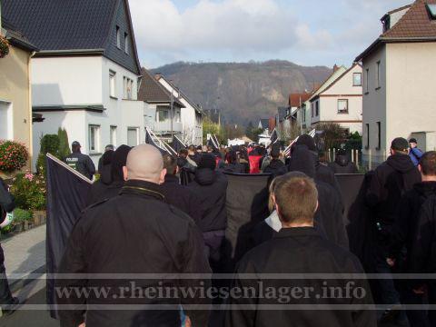 Trauermarsch Remagen 20.11.2010 - Bild 05