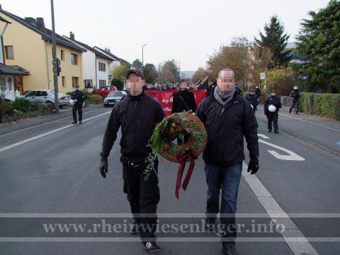Trauermarsch Remagen 20.11.2010 - Bild 08