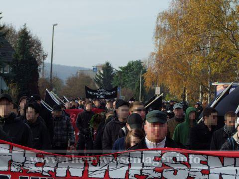 Trauermarsch Remagen 20.11.2010 - Bild 09