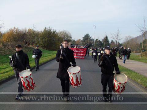 Trauermarsch Remagen 20.11.2010 - Bild 14