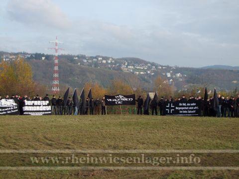 Trauermarsch Remagen 20.11.2010 - Bild 15
