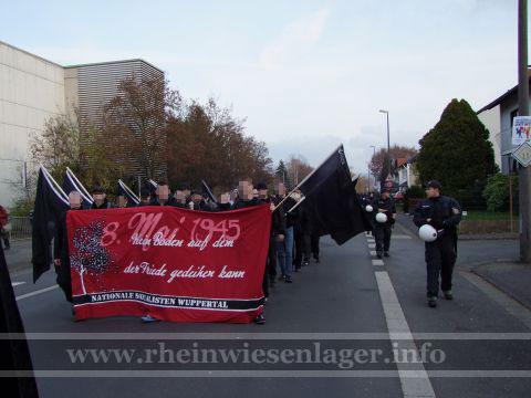 Trauermarsch Remagen 20.11.2010 - Bild 20