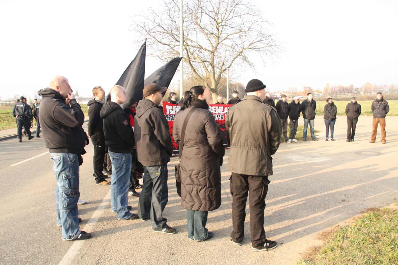 Kundgebung in Böhl Iggelheim 02