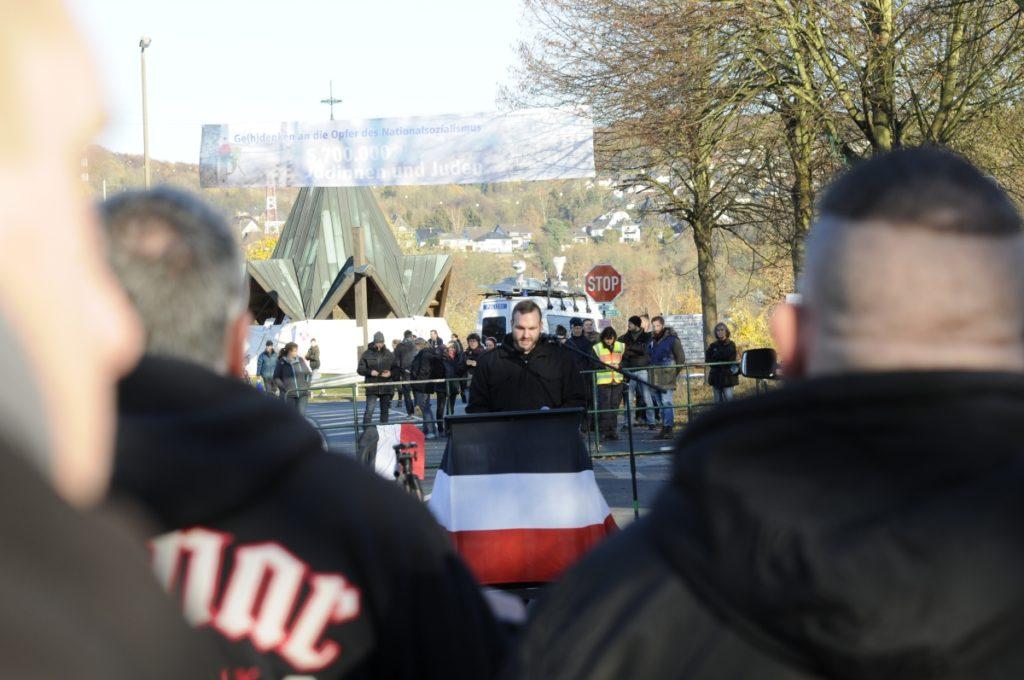 2018 - Remagen - Kundgebung