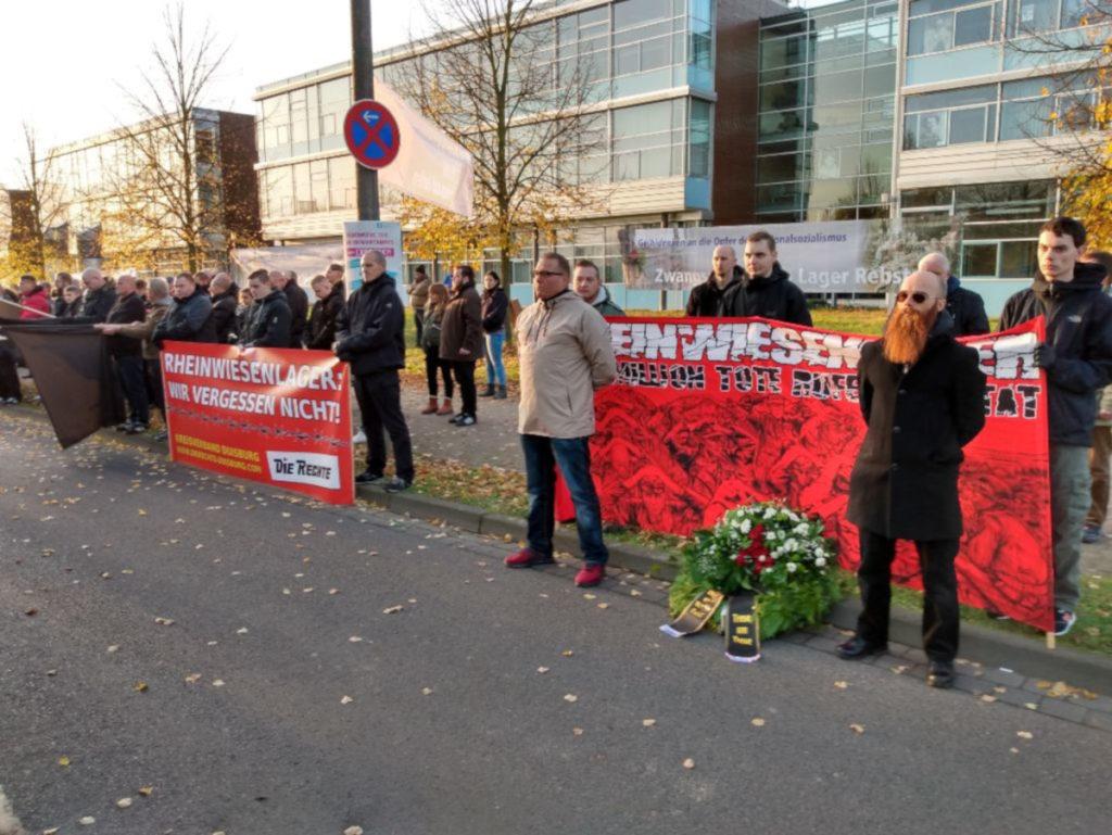 2019 - Remagen - Kranzniederlegung